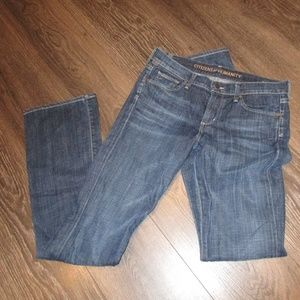 Citizens of Humanity Women's Jean's Size 28 Boot